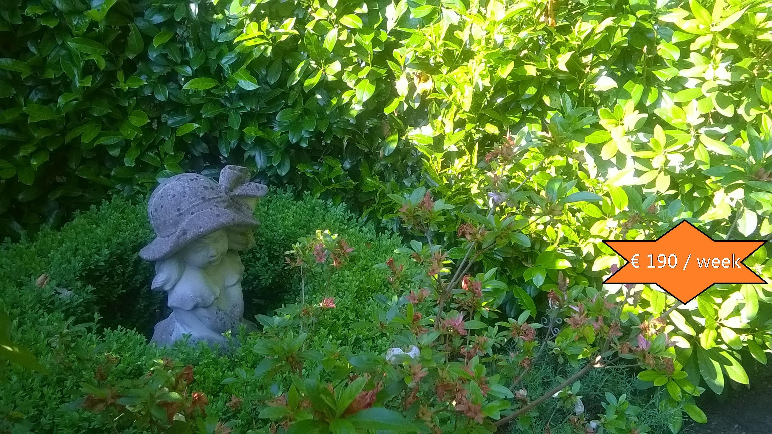 Het Tuinhuis
